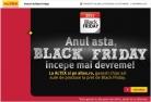 """Black Friday"" la Altex. Exact."