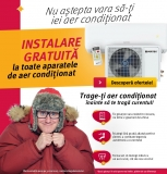 Instalare gratuita la aparatele de aer conditionat – Altex
