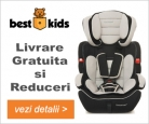 Transport gratuit la toate scaunele auto si inaltatoarele – Bestkids