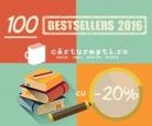 Top 100 carti bestsellers in 2016 cu discount de 20% la Carturesti