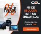 Black Friday 2017 la CEL