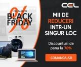 Black Friday 2017 la CEL