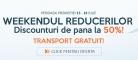 Transport gratuit si pana la 50% reducere la electrocasnice – Cel