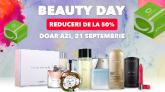Beauty Day la Elefant cu minim 50% reducere la cosmetice si parfumuri
