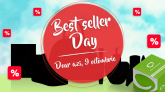 Best Seller Day si transport gratis la Elefant