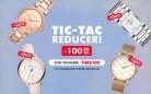 100 lei extra reducere la ceasuri de la Elefant