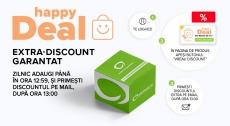 Extra-discount garantat la Elefant cu Happy Deal