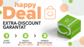 Happy Deal revine la Elefant!