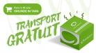 Transport gratuit la Elefant pana in 18 iulie!