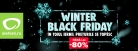 Winter Black Friday la Elefant – reduceri de până la 80%