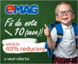 Au inceput promotiile Back to School si Back to Office