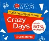 Crazy Days la Emag