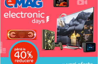 Electronic Days la Emag