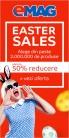 Peste 2.000.000 de produse la reducere – Easter Sales la Emag!