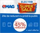 Electro Super Sale la Emag
