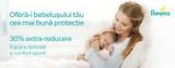 Pampers Premium Care – 30% reducere la Emag