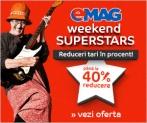 Weekend Superstars la Emag