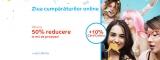 Ziua cumparaturilor online la Emag – pana la 50% reducere plus card cadou!
