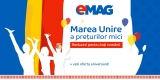 Emag – Marea Unire a prețurilor mici