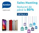 EuroGsm – Sales Hunting cu reduceri de pana la 80%