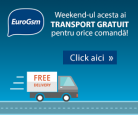 Transport gratuit la Eurogsm in weekend