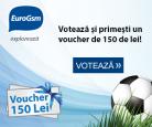 150 lei voucher de la Eurogsm