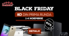 Pre Black Friday la Evomag