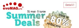 Summer Deals la Evomag