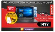 Laptopuri, sisteme si tablete Lenovo la reducere – Flanco