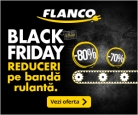 Black Friday 2016 la Flanco