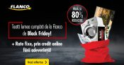 A inceput Black Friday la Flanco!