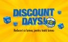 Discount Days la Flanco cu pana la 70% reducere