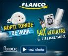 Reduceri pentru nopti toride de vara la Flanco