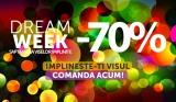 Dream Week – reduceri de 70% la imbracaminte – Kurtmann