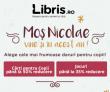 Mos Nicolae – reduceri la carti si jocuri la Libris