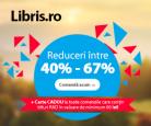 Azi ai pana la 67% reducere la cartile de la Rao si o carte cadou – Libris