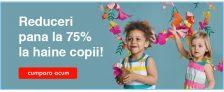 Reduceri mari la haine si jucarii pentru copii – Noriel