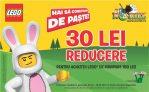 Lego cu 30 de lei reducere la Noriel