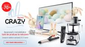 Crazy Bunny – pana la 70% reducere la StradaIT plus transport gratuit in weekend
