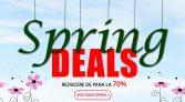 Reduceri de pana la 70% la StradaIT – Spring Deals