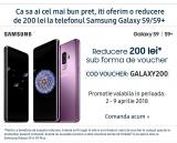 200 lei reducere și memorie de 32 GB cadou la Samsung Galaxy S9 și S9 Plus – StradaIT