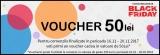 Voucher de 50 lei pentru cumpărăturile de Black Friday – StradaIT