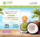 Comanda azi de la Vegis pentru un ulei de cocos gratuit!