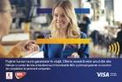 Plateste cu un card Visa la Kaufland sau in benzinariile Mol pentru un voucher garantat